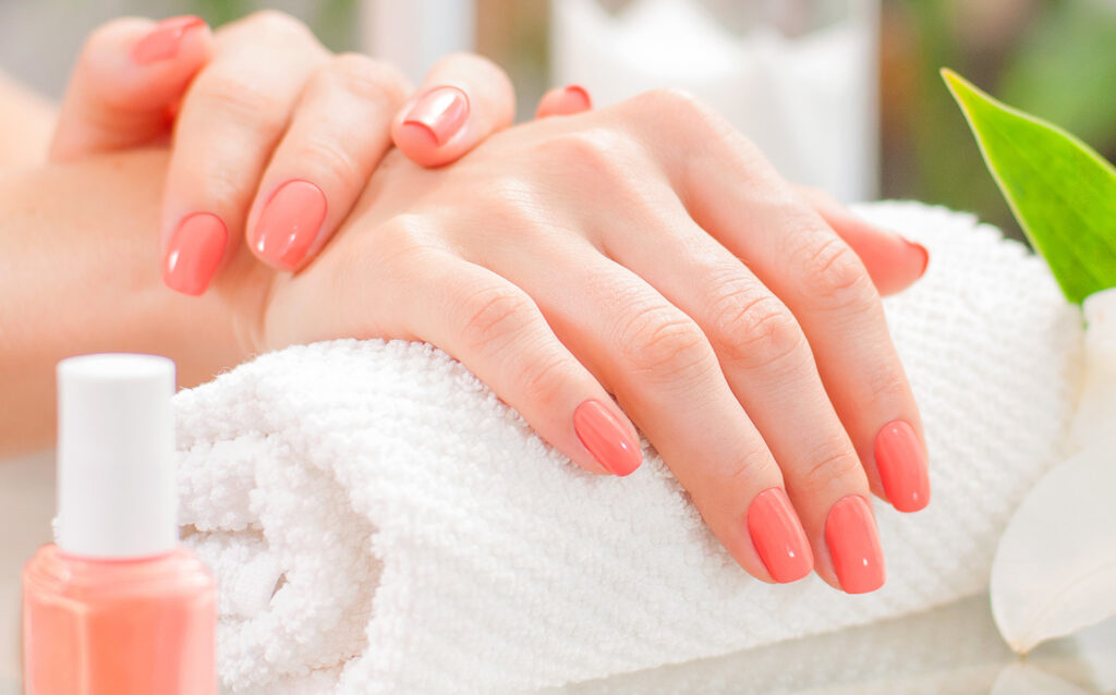 Relax at Domain Nails and Spa while shopping at The Domain in Austin